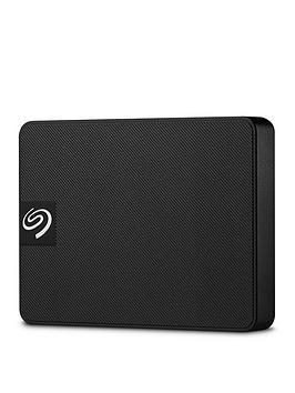 Seagate Seagate Seagate Stjd500400 External Solid State Drive 500Gb Black  ... Picture