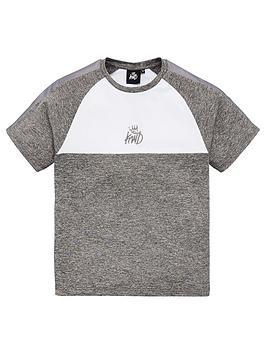 Kings Will Dream Kings Will Dream Boys Yeddon Short Sleeve T-Shirt - Grey Picture