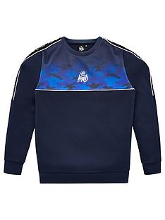 kings-will-dream-boys-mector-crew-neck-sweat-shirt-navy