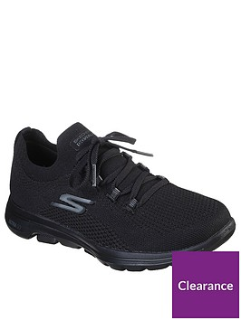 skechers-gowalk-5-uprise-trainer-black