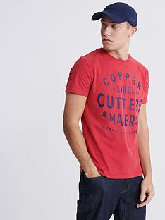 superdry-copper-label-t-shirt-red