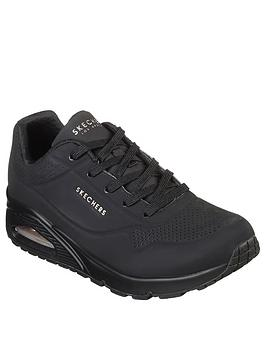 skechers-uno-stand-on-air-trainer-black