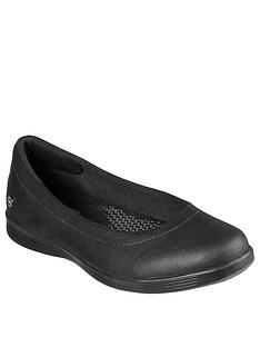skechers-on-the-go-dreamy-ballet-flat-shoe-black