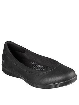 skechers-on-the-go-dreamy-ballet-flat-shoe-black