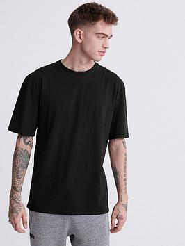 Superdry Superdry Neon Bright Oversized T-Shirt - Black Picture