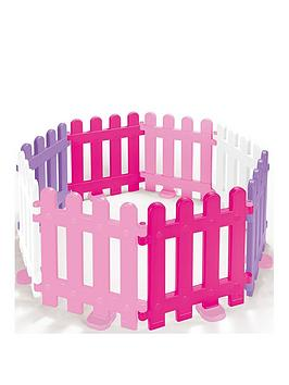 Dolu Dolu Indoor &Amp; Outdoor Play Fence - Pink Picture
