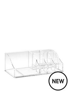 premier-housewares-cosmetics-9-compartment-orangiser