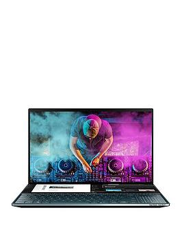 asus-zenbook-pro-duo-ux581gv-h2004t-intel-core-i7-9750h-16gb-ram-512gb-ssd-geforce-rtx-2060-graphics-156-inch-4k-ultra-hd-laptop-with-optional-365-family-1-year-blue