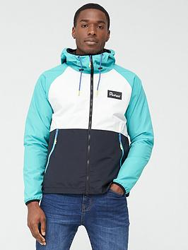 Penfield Penfield Echora Hooded Jacket - Teal Picture