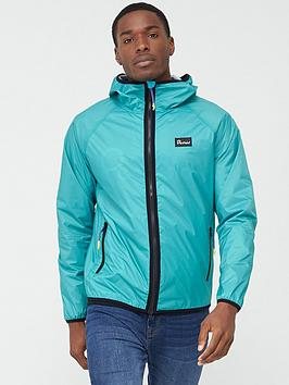 Penfield Penfield Bonfield Packaway Jacket - Teal Picture