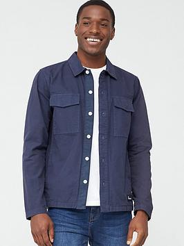 penfield-napier-overshirt-navy