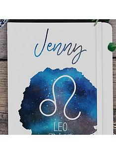 horoscope-personalised-a5-notebook