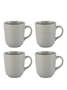 mason-cash-william-mason-set-of-4-embossed-mugs