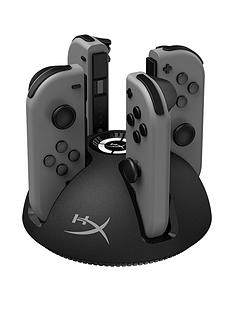 hyperx-chargeplay-quad-for-nindendo-switch
