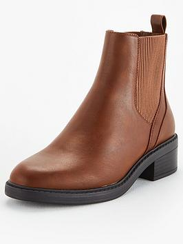 v-by-very-fran-flat-chelsea-boots-tan
