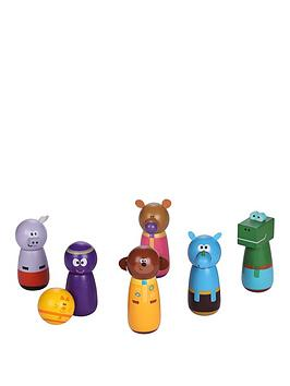 Hey Duggee Hey Duggee Wooden Character Skittles Picture