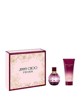 Jimmy Choo Jimmy Choo Jimmy Choo Fever 60Ml Eau De Parfum & Body Lotion  ... Picture