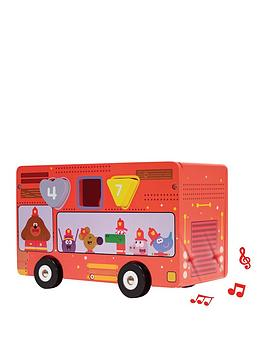 Hey Duggee Hey Duggee Fire Bus Shape Sorter With Light &Amp; Sound Picture
