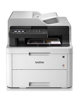 Brother   Mfc-L3710Cw 4-In-1 Wireless Colour Led Laser Printer