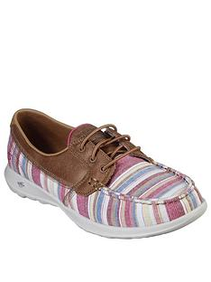 skechers-go-walk-lite-boat-shoe-natural