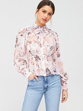 river-island-paisley-print-blouse-pink