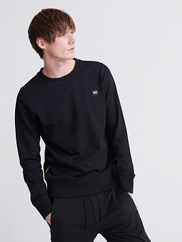 superdry-collective-crew-sweatshirt-black