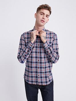 superdry-workwear-lite-long-sleeve-shirt-navy