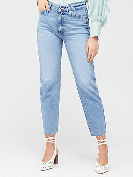 River Island River Island Straight Leg Jeans - Mid Authentic Picture