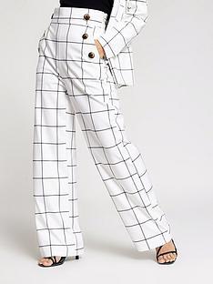 ri-petite-windowpane-wide-leg-trouser-cream