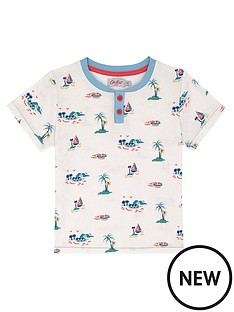 cath-kidston-boys-palm-short-sleeve-t-shirt-stone