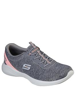 Skechers Skechers Envy Trainer - Grey Picture