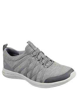 Skechers Skechers City Pro What A Vision Trainer - Grey Picture