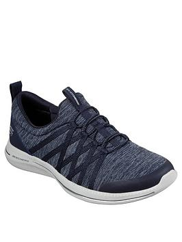 Skechers Skechers City Pro What A Vision Trainer - Navy Picture