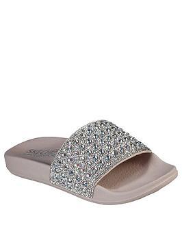 skechers-pop-ups-slide-flat-sandal-blush