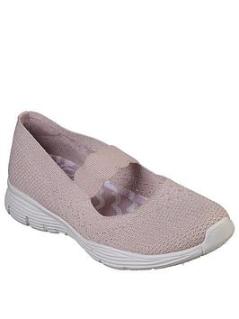 Skechers Skechers Seager Power Hitter Pump - Rose Picture