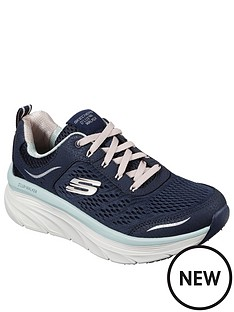 skechers-dlux-walker-trainer-blue