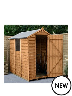forest-6x4-value-overlap-dip-treated-apex-shed