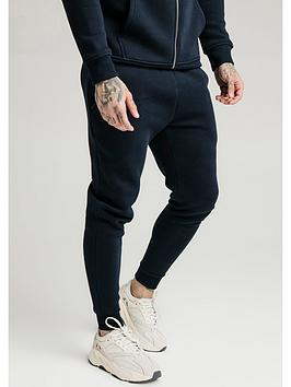 Sik Silk Sik Silk Muscle Fit Jogger - Black Picture