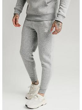 Sik Silk Sik Silk Muscle Fit Jogger - Grey Marl Picture