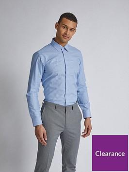 burton-menswear-london-paisley-print-shirt-blue