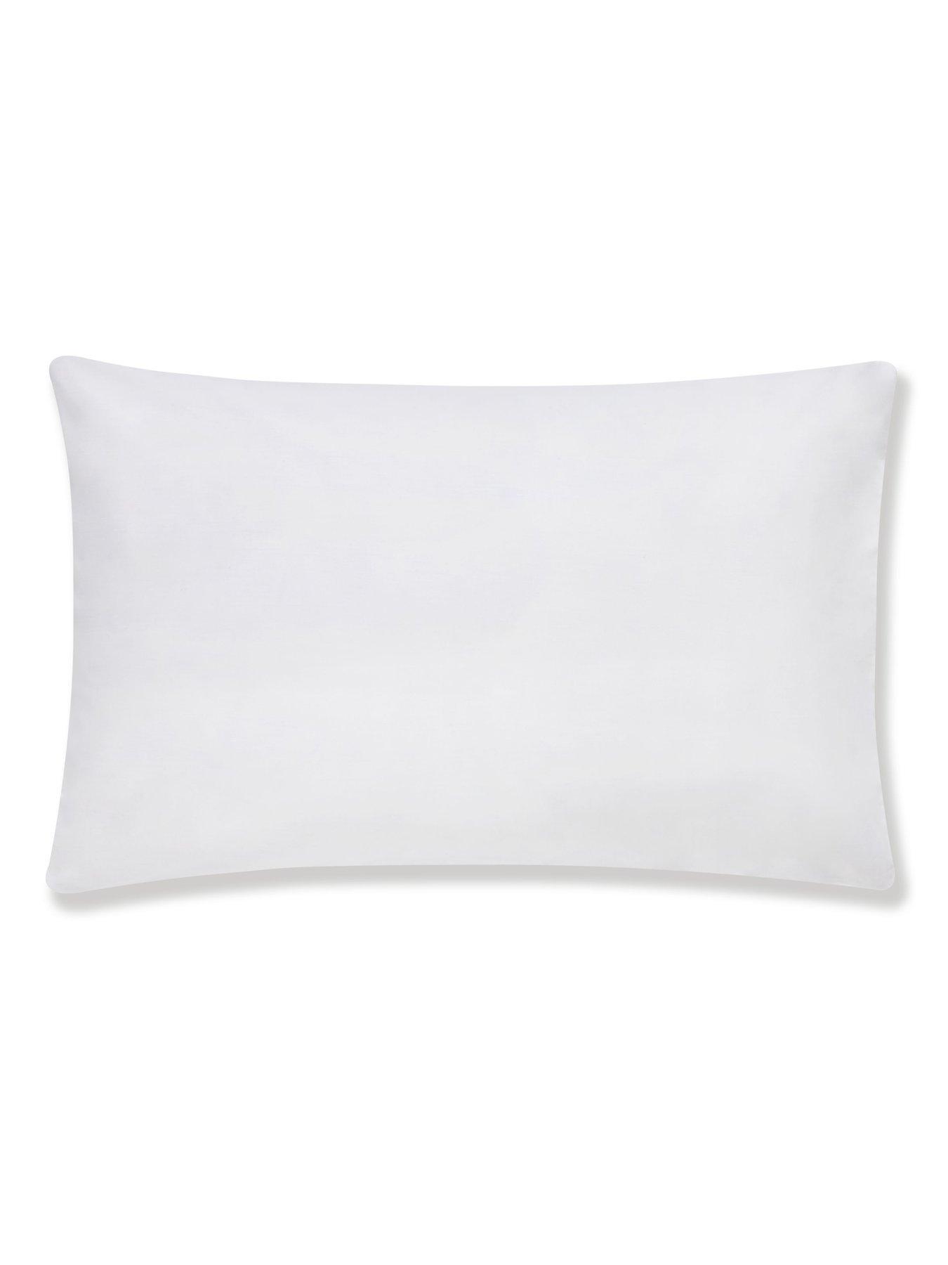 2 x Pillow Cases Pair 100% Egyptian