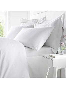 Catherine Lansfield Catherine Lansfield Bianca 100% Egyptian Cotton Super  ... Picture