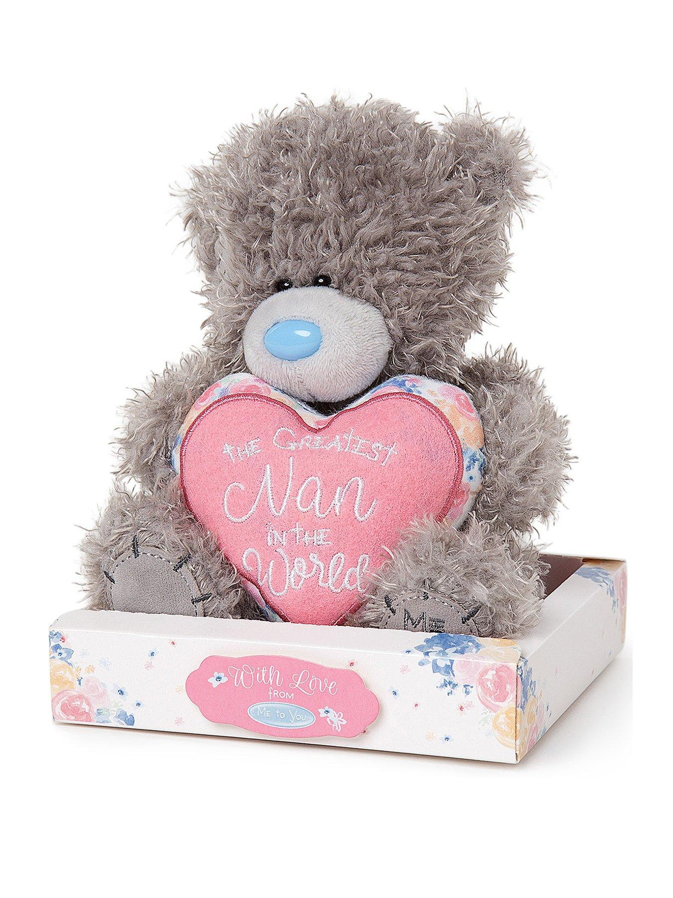 BEST I Love You With All My Heart Tatty Teddy Bear I Love You With All M PREMIUM