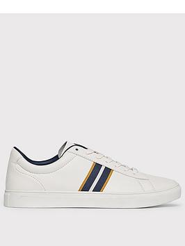 Burton Menswear London Burton Menswear London Dale Trainers - White Picture
