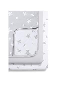 Snuz Snuz 3Pc Bedside Crib Bedding Set Picture