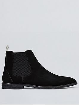 Burton Menswear London Burton Menswear London Carpenter Chelsea Boots -  ... Picture