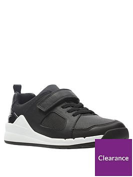 clarks-boysnbsporbit-ride-leather-trainer-black