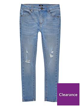 river-island-boys-ollie-spray-on-jeans-blue