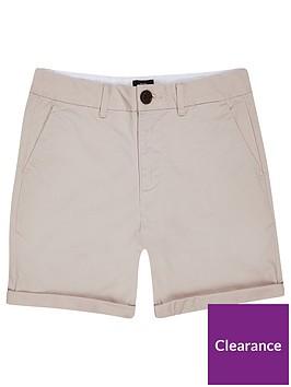 river-island-boys-chino-shorts-stone