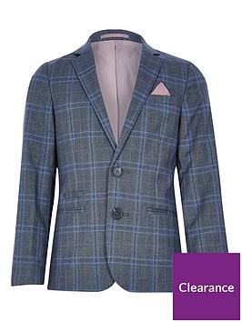 river-island-boys-check-blazer-jacket-blue